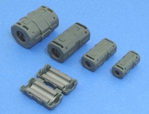 ワンタッチフェライトクランプ(低周波対策品)NFT-MZシリーズ